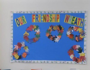 Friendship Wreaths